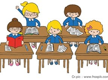 บรรยากาศการเรียนการสอน 13 มิถุนายน 2563