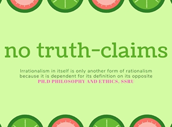 no truth-claims