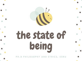 the state of being