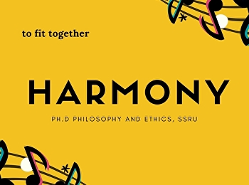 to fit together HARMONY