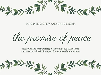 The premise of peace