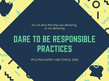 Dare To Responsible Practices