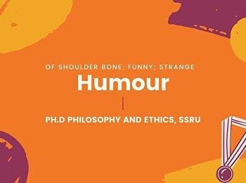 Of Shoulder Bone: Funny: Strange Humour