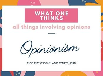 opinionism